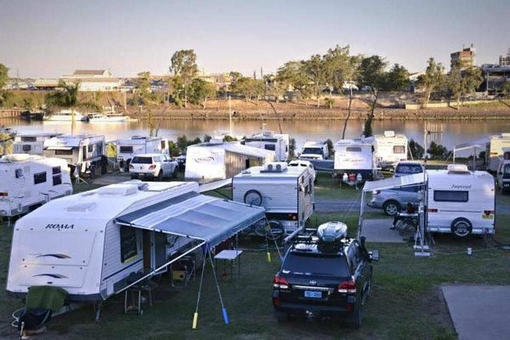 AAOK Riverdale Caravan Park - Accommodation Perth