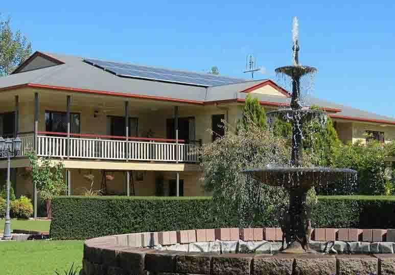 Allora lodge Bed and Breakfast - Accommodation Perth