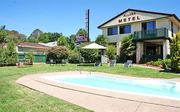 Alluna Motel - Accommodation Perth