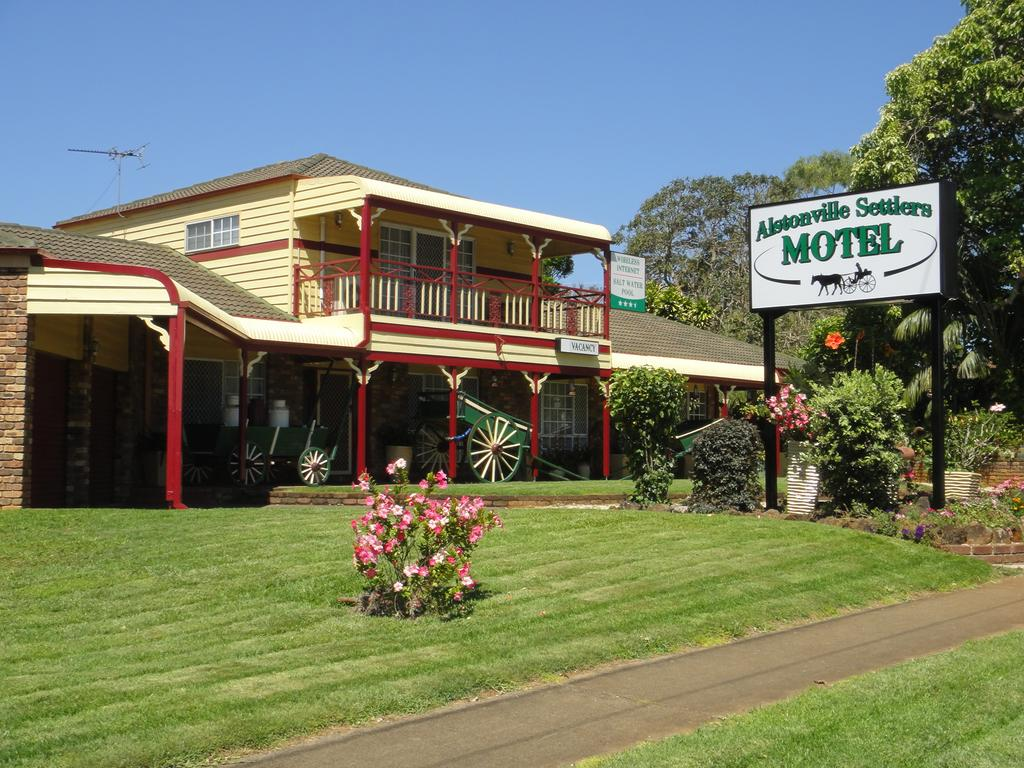 Alstonville Settlers Motel - Accommodation Perth