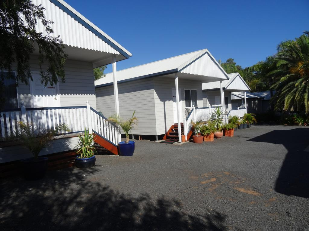 Augathella Palms Motel - Accommodation Perth