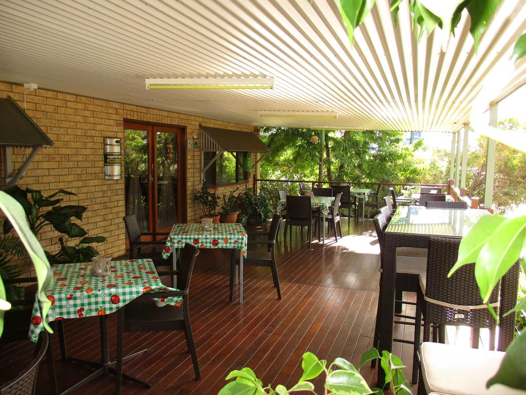 Barcaldine Country Motor Inn - Accommodation Perth