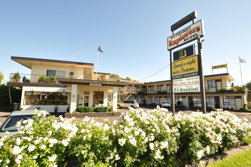 Bathurst Explorers Motel - Accommodation Perth