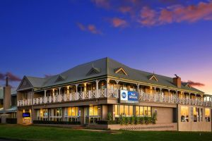 Best Western Sanctuary Inn - Accommodation Perth