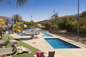 BIG4 MacDonnell Range Holiday Park - Accommodation Perth